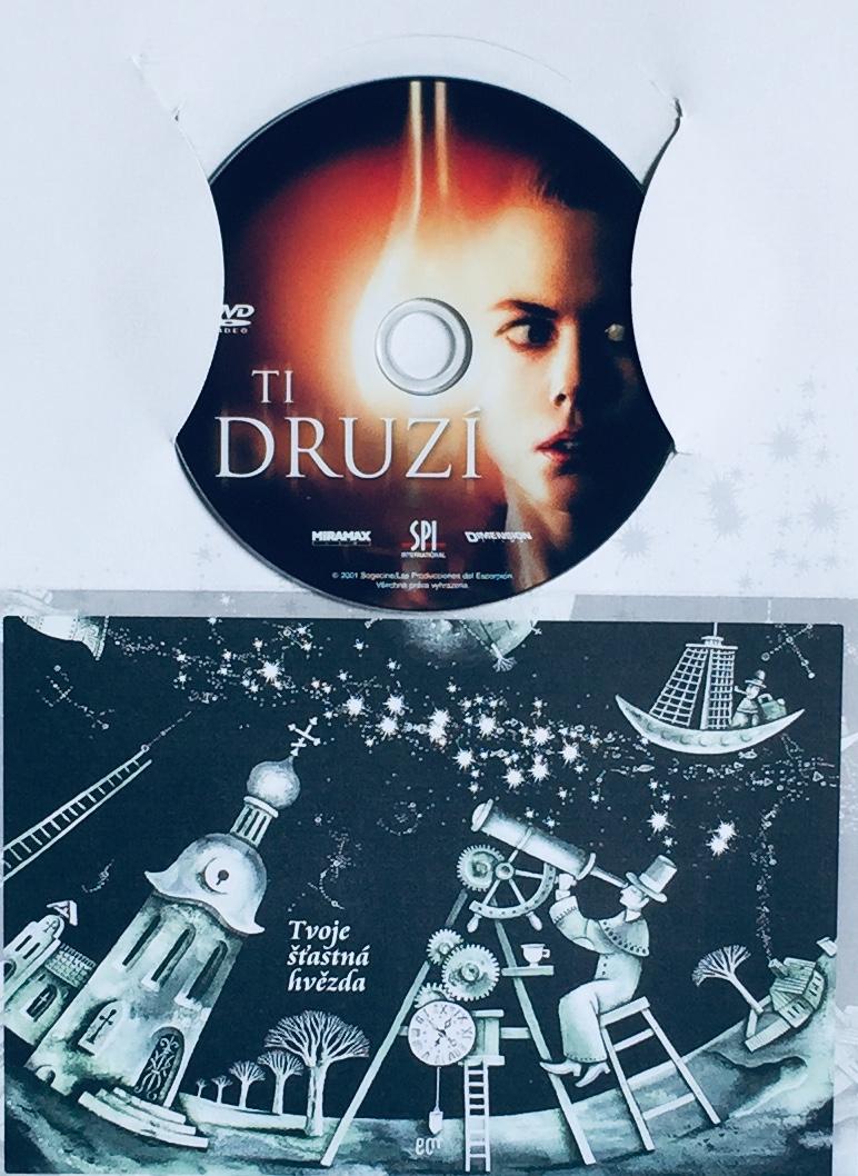 Ti druzí - DVD /dárkový obal/