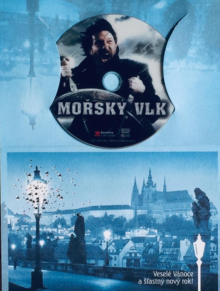 Mořský vlk - DVD /dárkový obal/