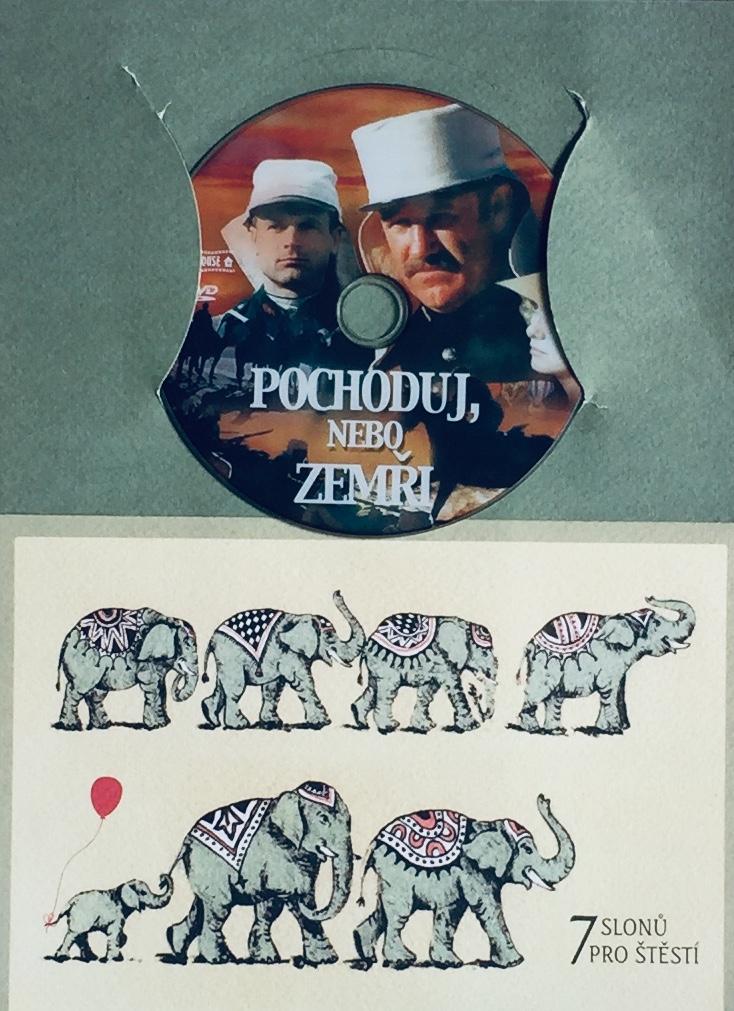 Pochoduj nebo zemři - DVD /dárkový obal/