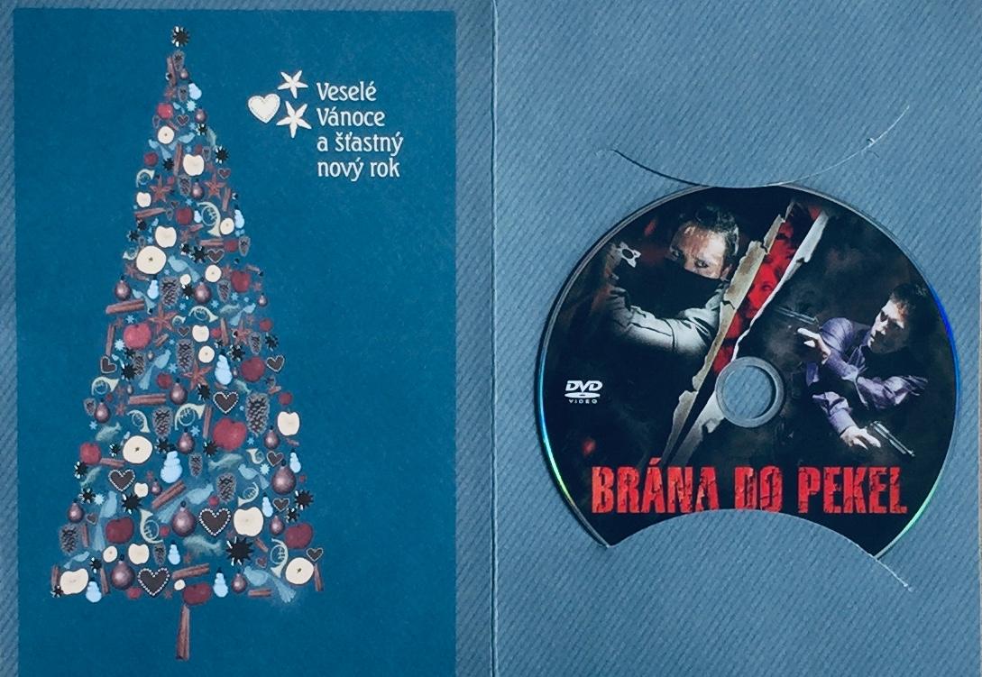 Brána do pekel - DVD /dárkový obal/