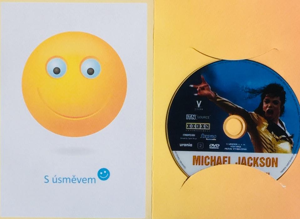 Michael Jackson - Život a smrt krále popu 1958-2009 - DVD /dárkový obal/