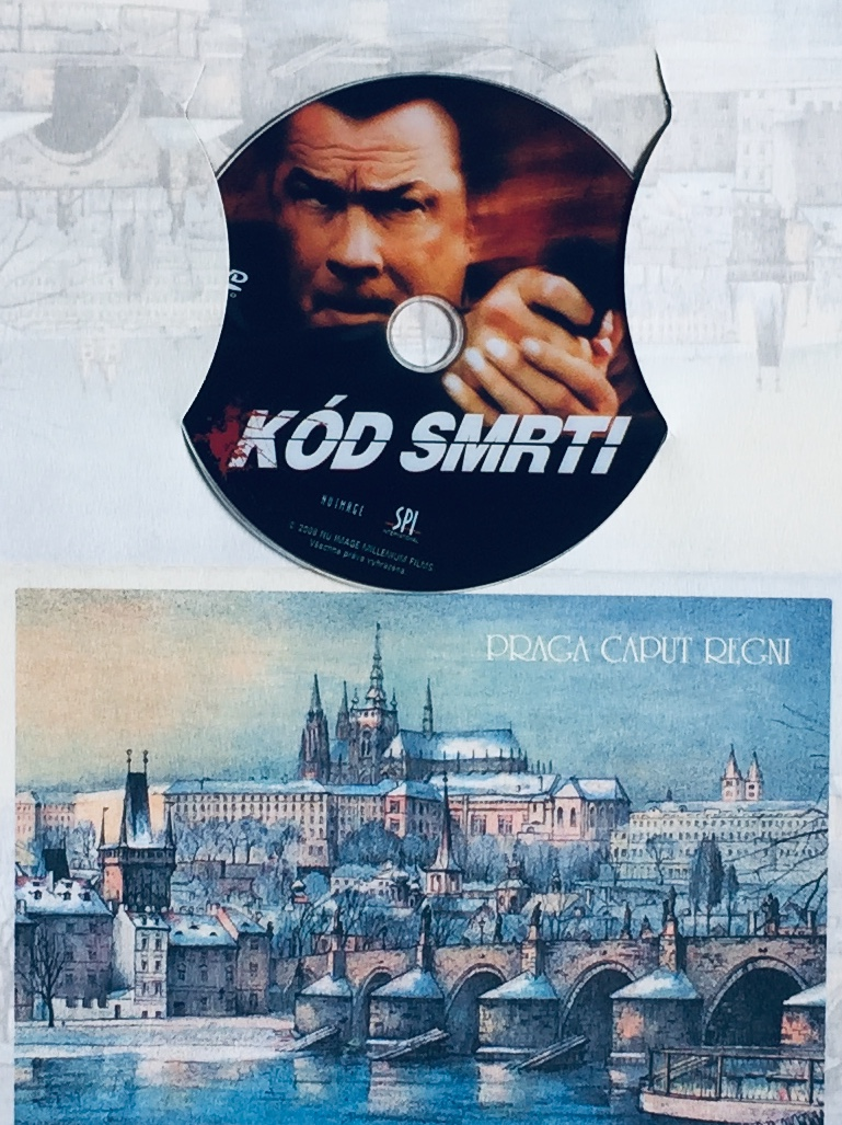 Kód smrti - DVD /dárkový obal/
