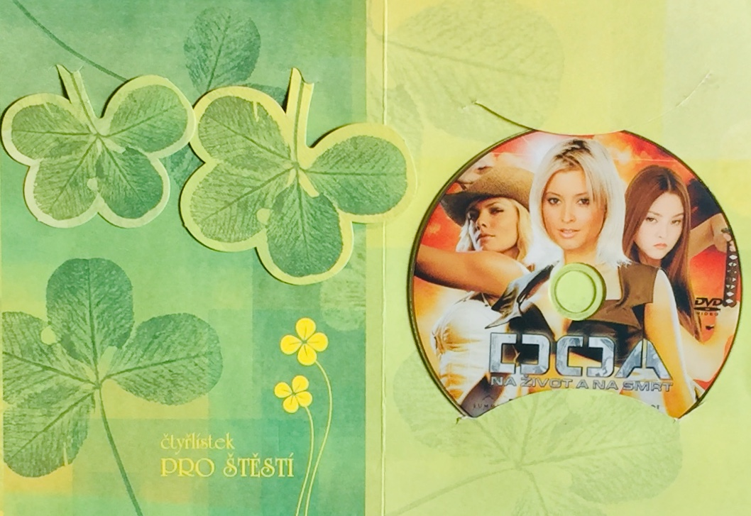DOA - Na život a na smrt - DVD /dárkový obal/