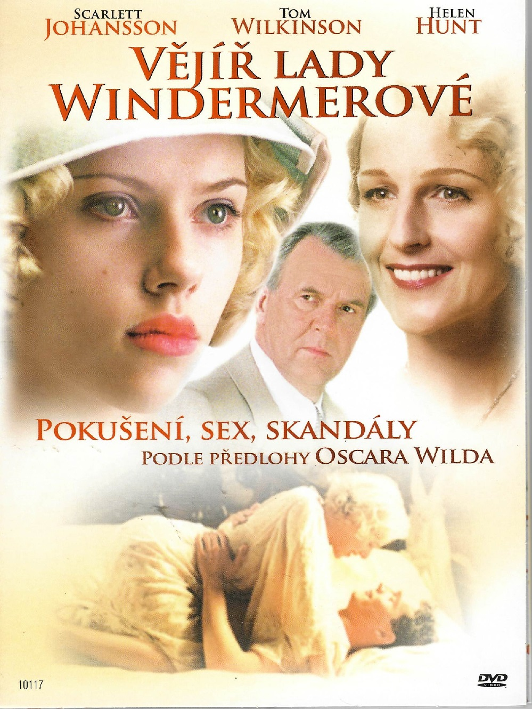 Vějíř lady Windermerové - DVD digipack