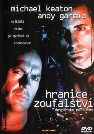 Hranice zoufalství - DVD /plast/