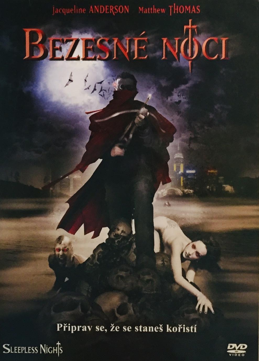 Bezesné noci - DVD /plast/