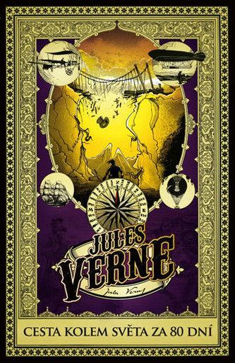 Cesta kolem světa za 80 dní - Jules Verne