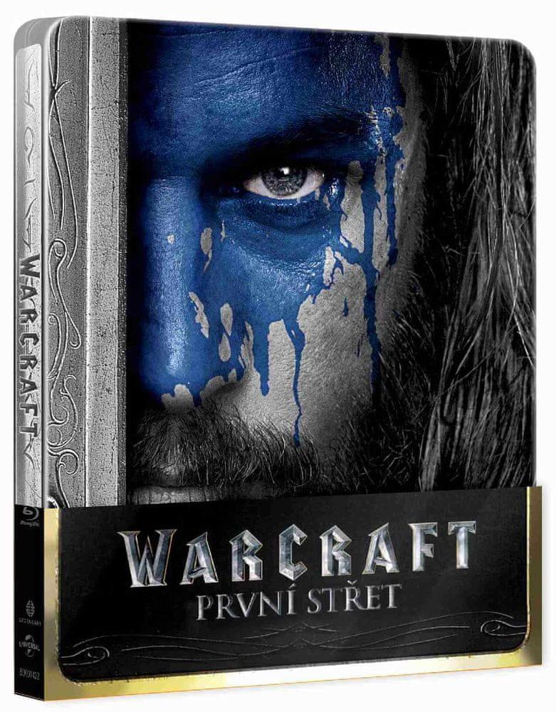 Warcraft: První střet - DVD steelbook