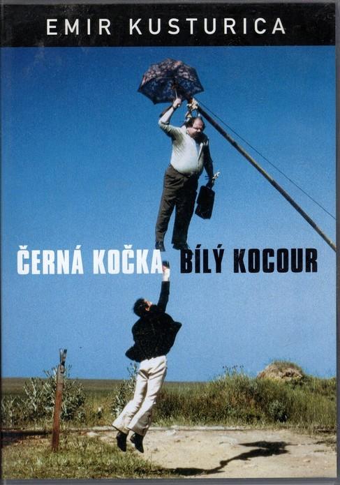 Černá kočka, bílý kocour - v originálním znění s CZ titulky - DVD /pošetka/