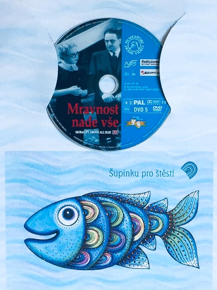 Mravnost nade vše - DVD /dárkový obal/