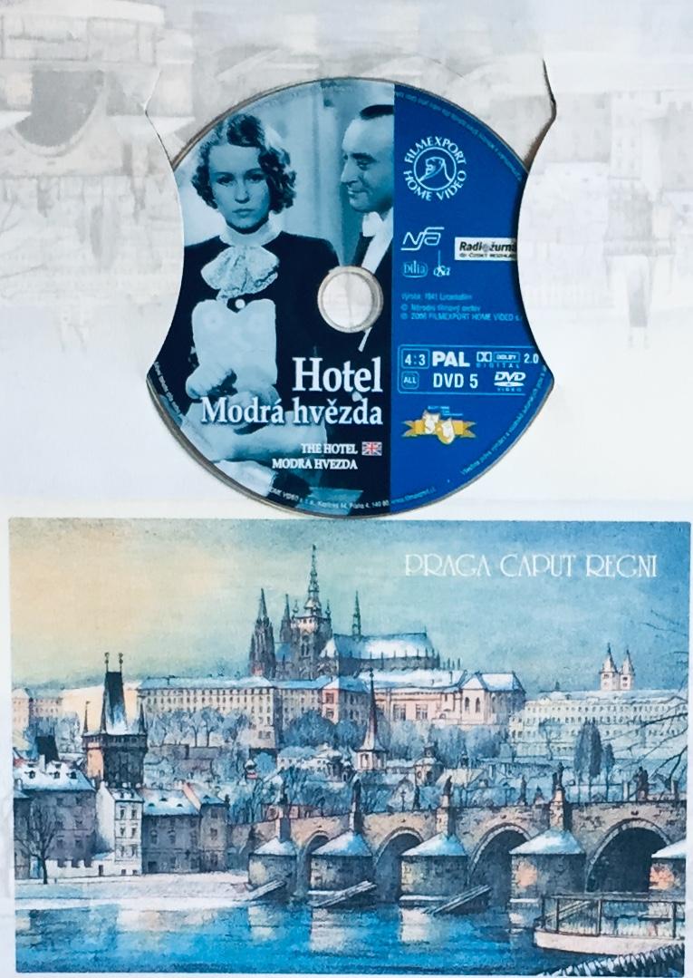 Hotel Modrá hvězda - DVD /dárkový obal/