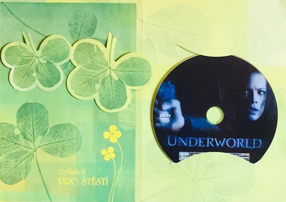 Underworld - DVD /dárkový obal/
