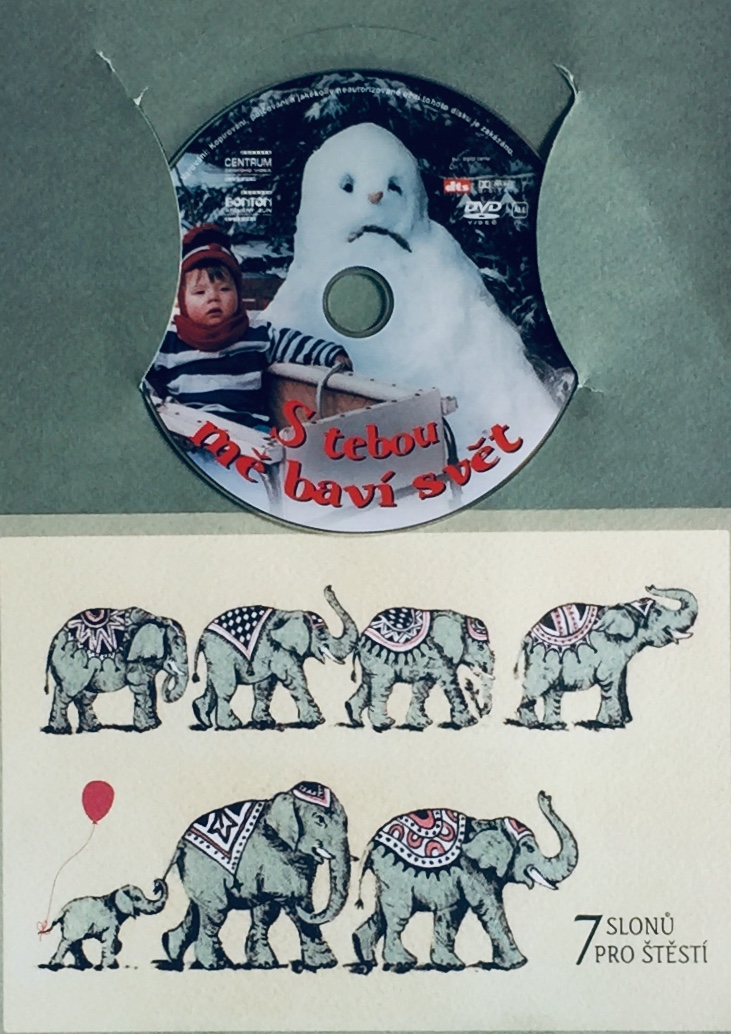 S tebou mě baví svět - DVD /dárkový obal/