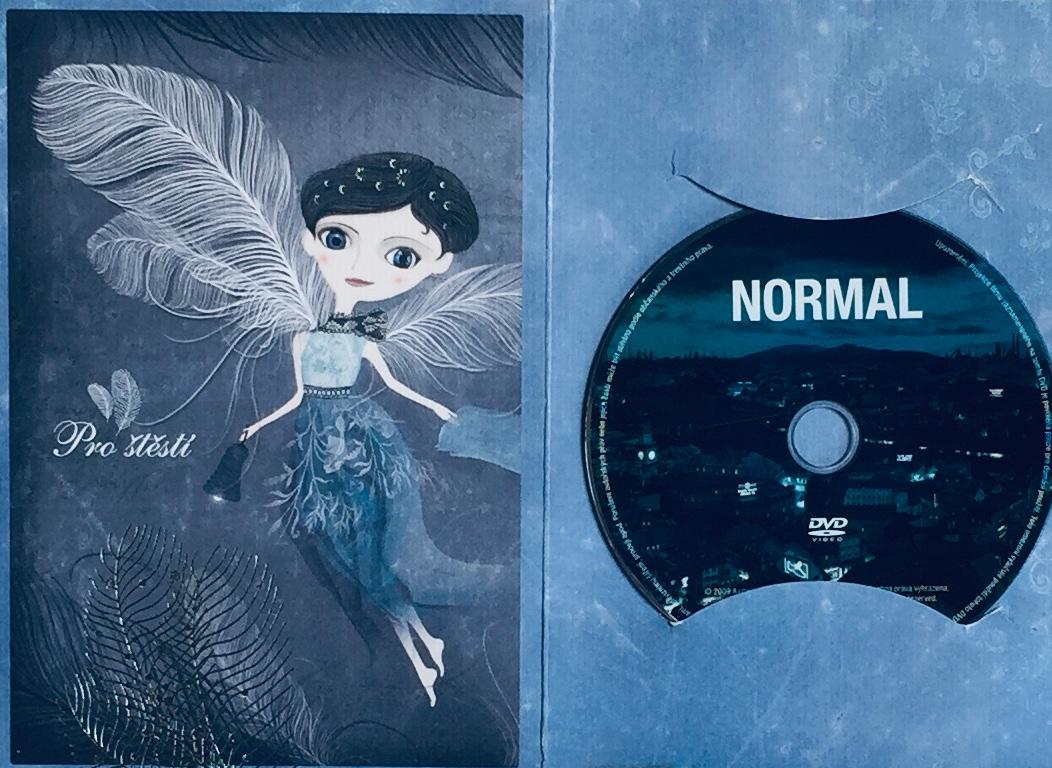 Normal - DVD /dárkový obal/