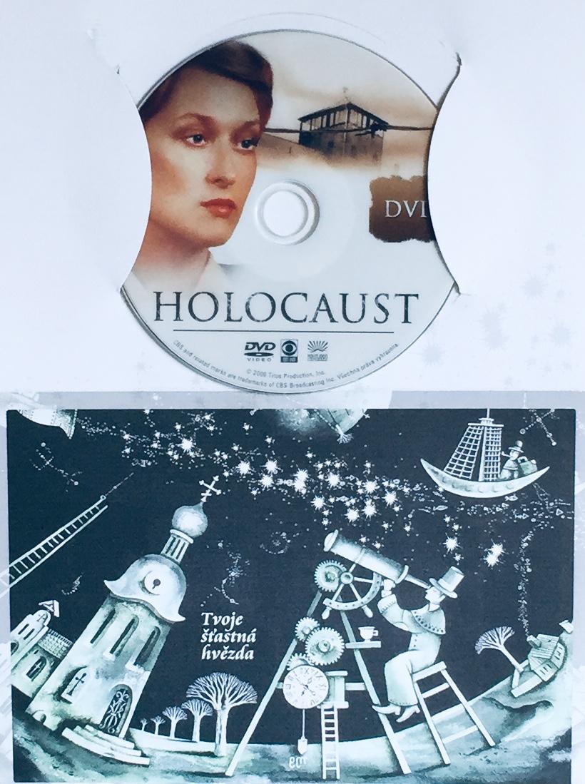 Holocaust 1 - DVD /dárkový obal/