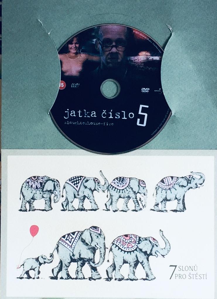 Jatka číslo 5 - DVD /dárkový obal/