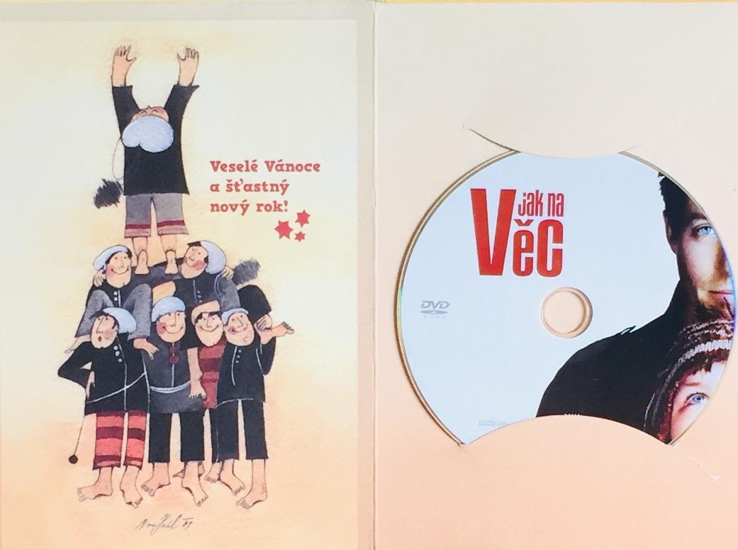 Jak na věc - DVD /dárkový obal/