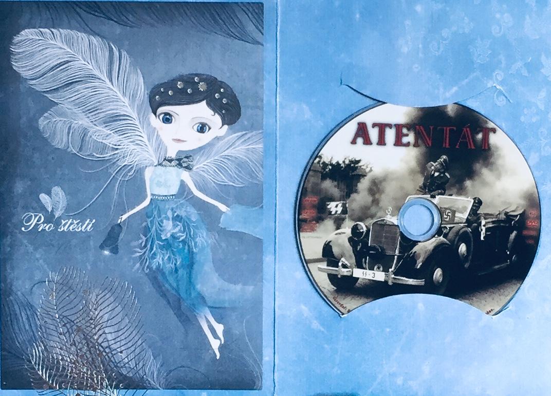 Atentát - DVD /dárkový obal/