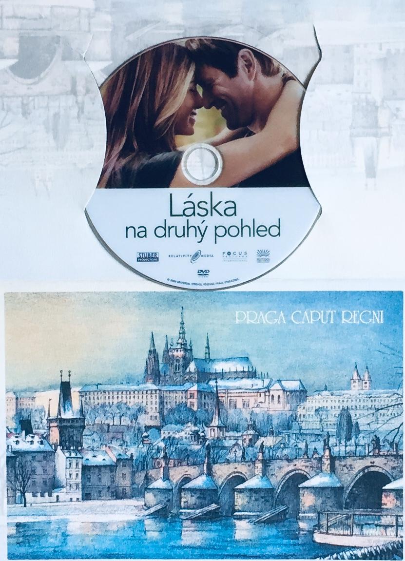 Láska na druhý pohled - DVD /dárkový obal/