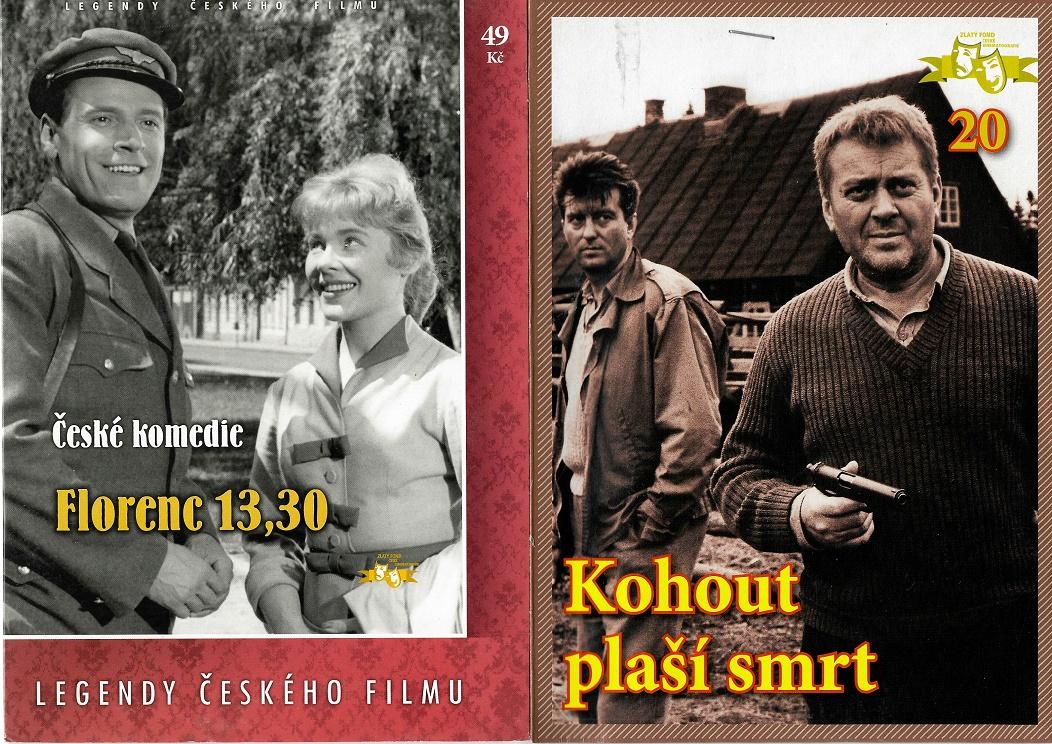 Nedělní filmy pro pamětníky 20. - Josef Bek - 2 DVD pošetka