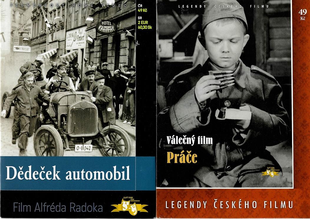 Nedělní filmy pro pamětníky 26: Vladimír Menšík - 2x DVD