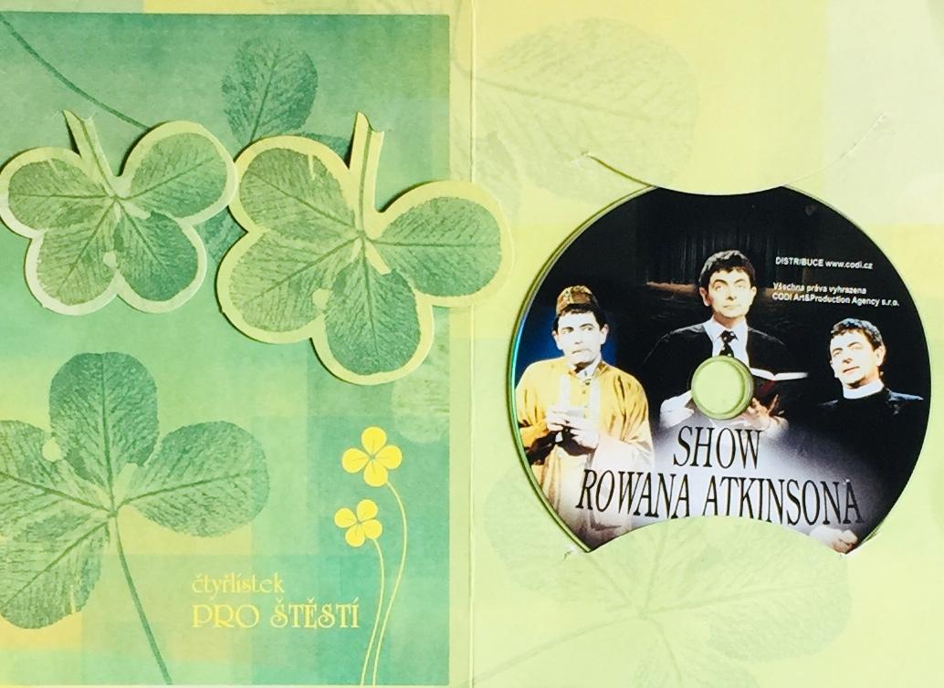 Show Rowana Atkinse - DVD /dárkový obal/
