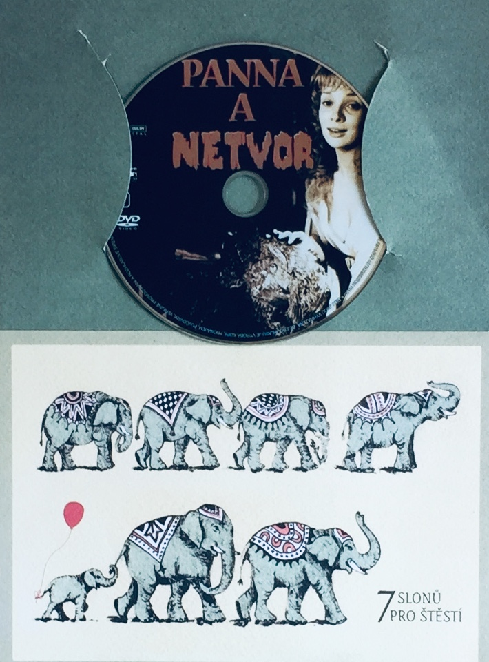 Panna a Netvor - DVD /dárkový obal/