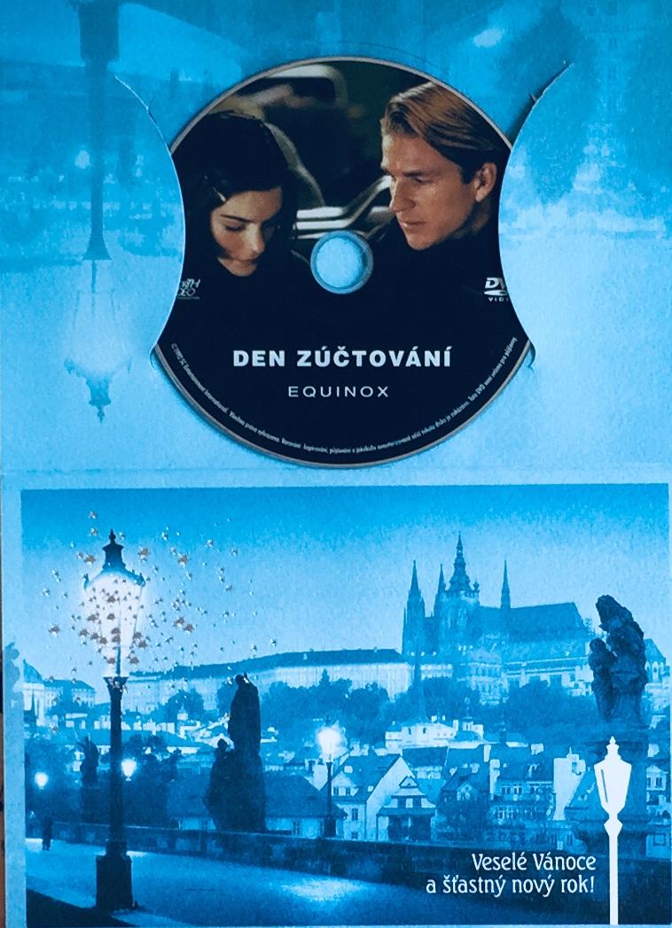 Equinox - Den zúčtování - DVD /dárkový obal/