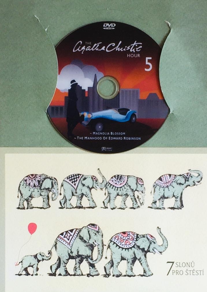 The Agatha Christie Hour 5 - DVD /dárkový obal/