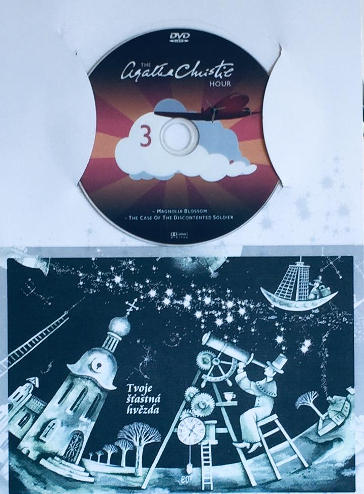 The Agatha Christie Hour 3 - DVD /dárkový obal/