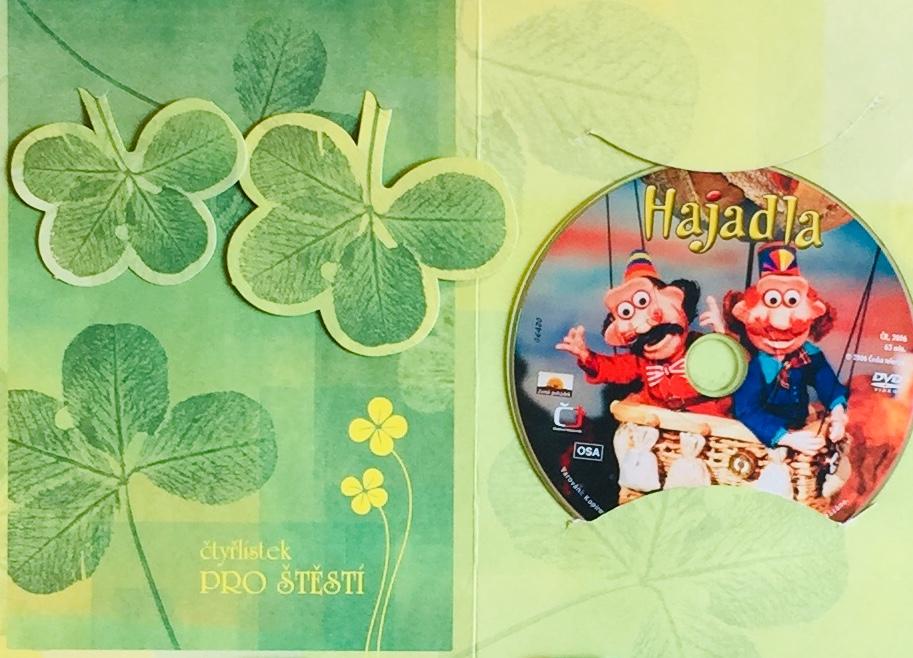 Hajadla - DVD /dárkový obal/