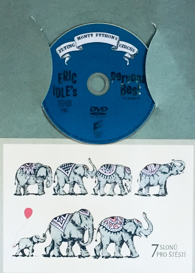 Eric Idle's Personal Best - DVD /dárkový obal/