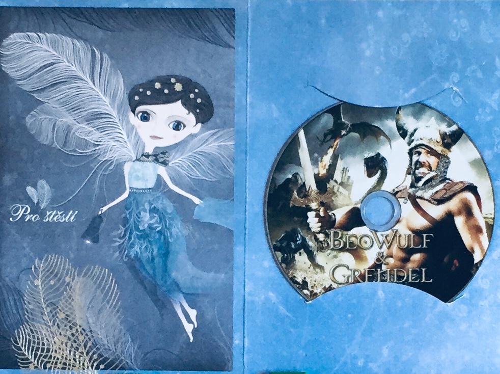 Beowulf a Grendel - DVD /dárkový obal/