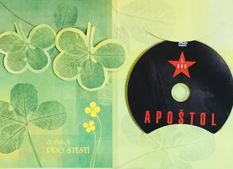 Apoštol 1 - DVD /dárkový obal/