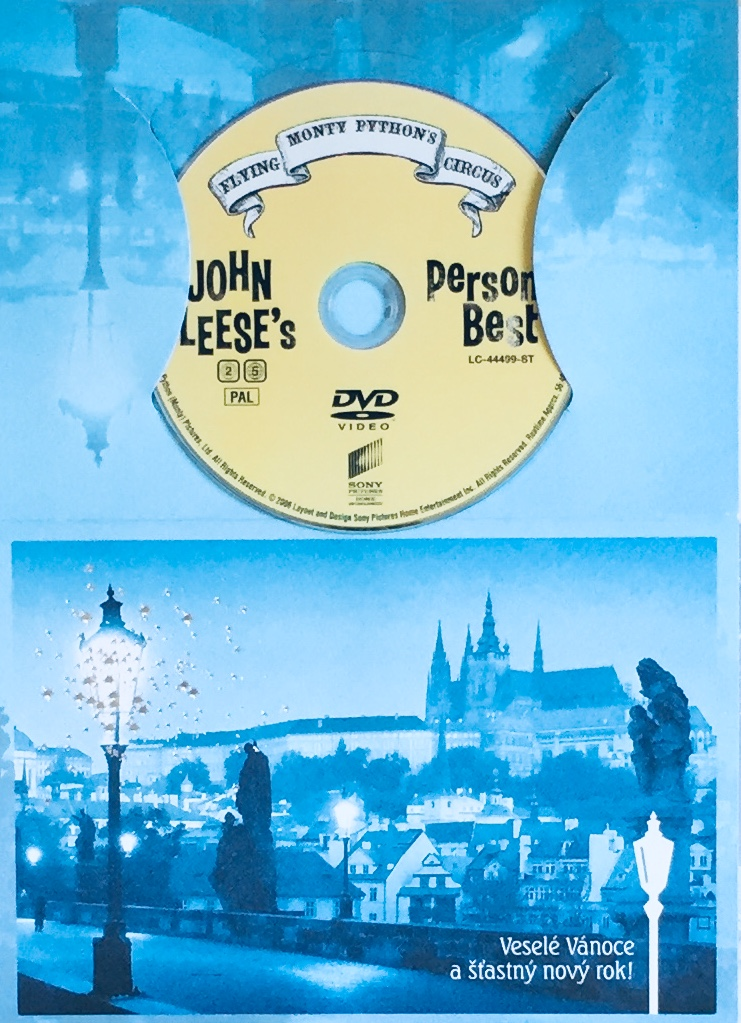 John Cleese's Personal Best - DVD /dárkový obal/