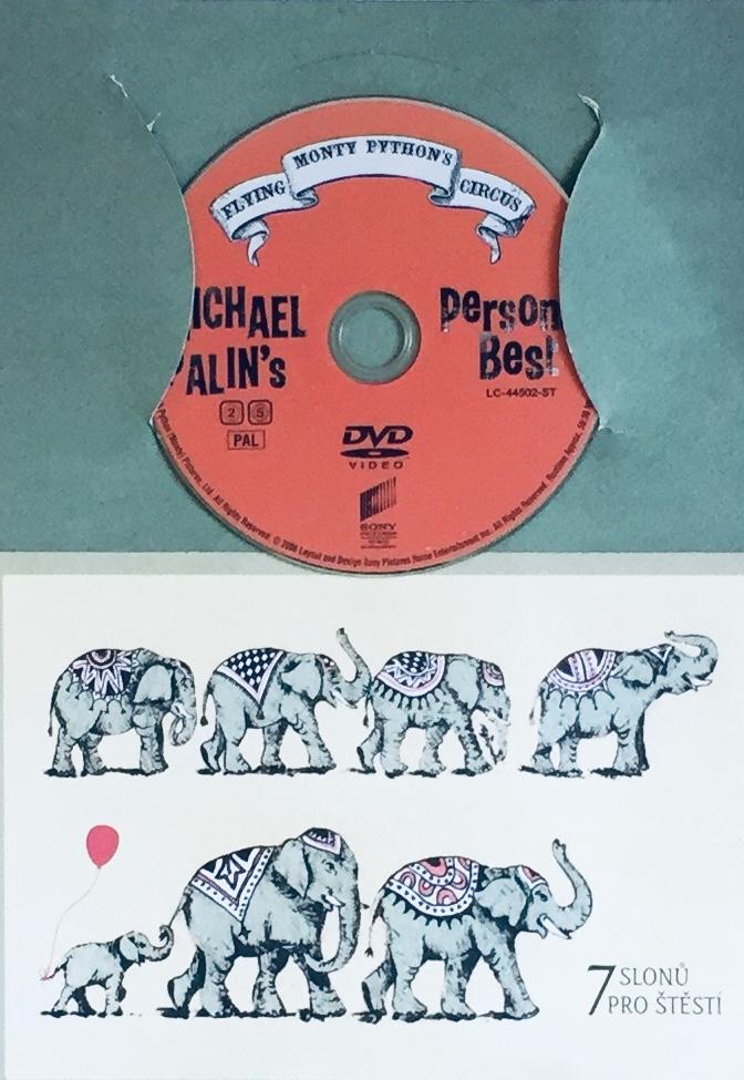 Michael Palin's Personal Best - DVD /dárkový obal/