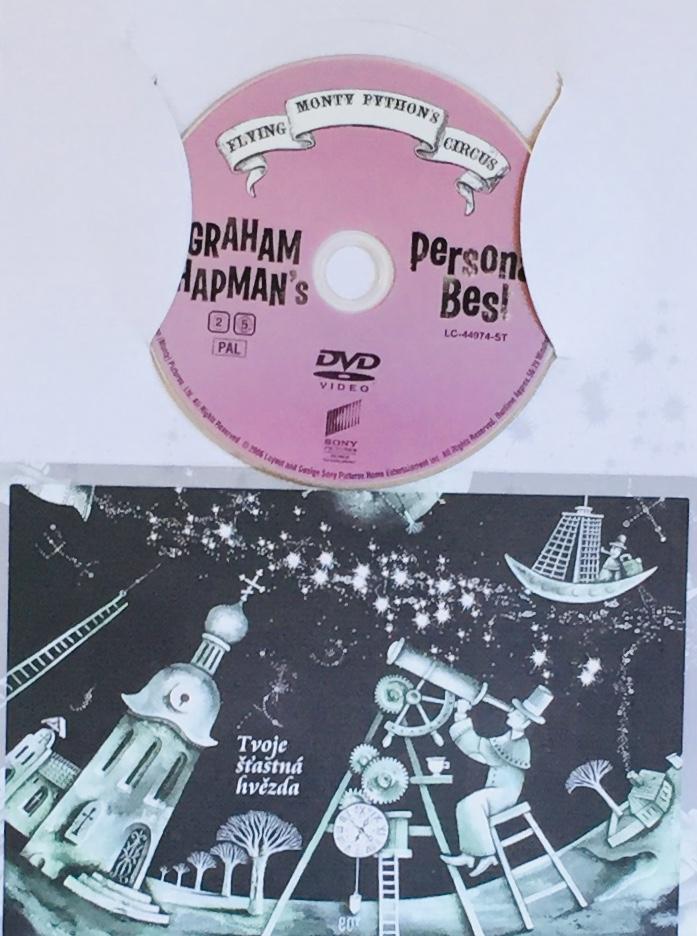 Graham Chapman's Personal Best - DVD /dárkový obal/