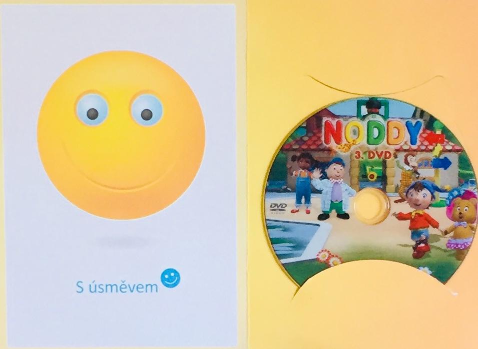 Noddy 3 - DVD /dárkový obal/