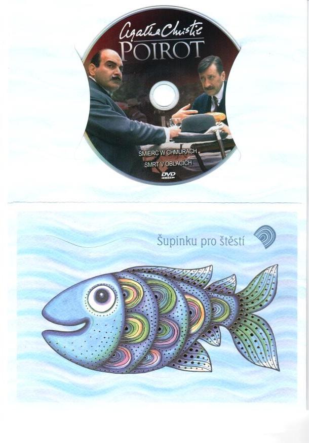 Poirot 18 - DVD - dárkový obal - ( zboží z prodejny )
