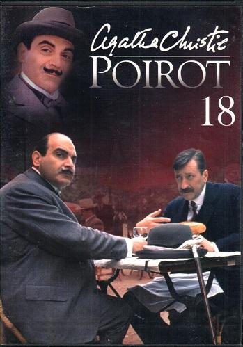 Poirot 18 ( zvuk český ) - DVD