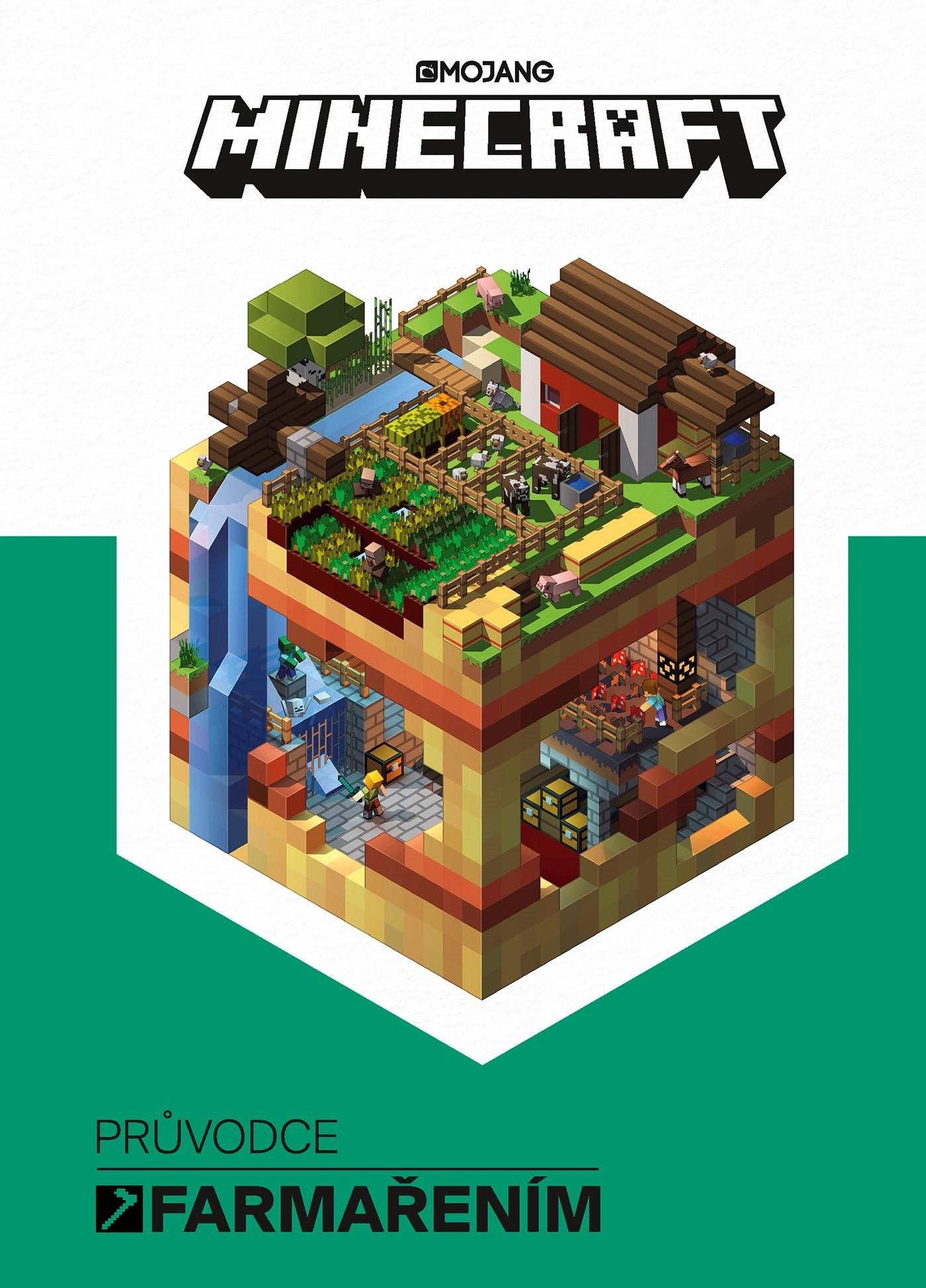 Minecraft Průvodce farmařením - kolektiv autorů
