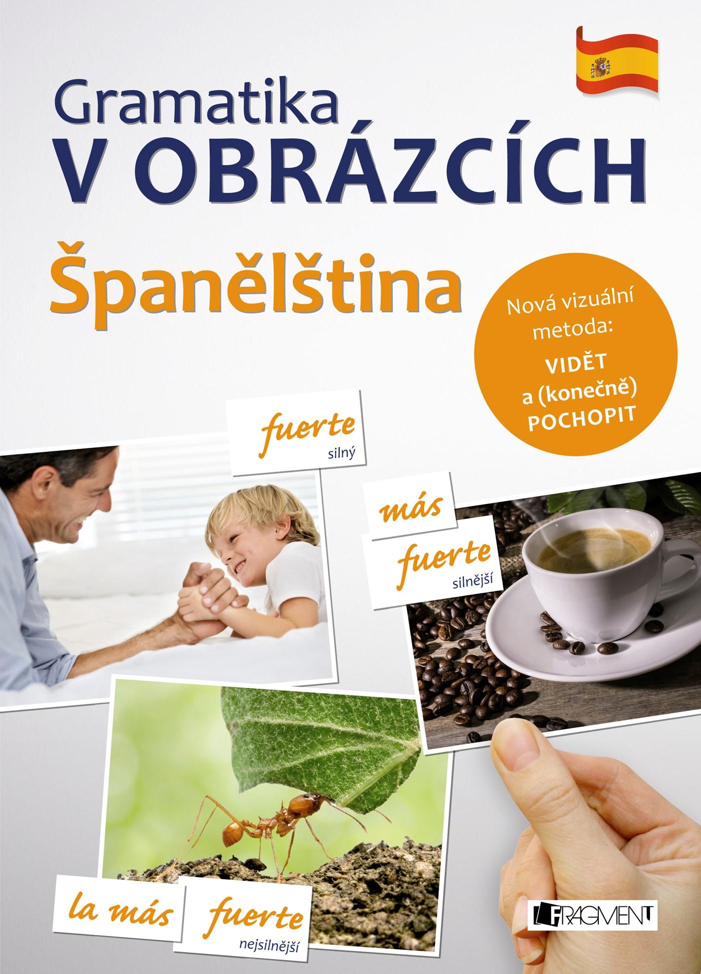 Gramatika v obrázcích - Španělština - kolektiv autorů