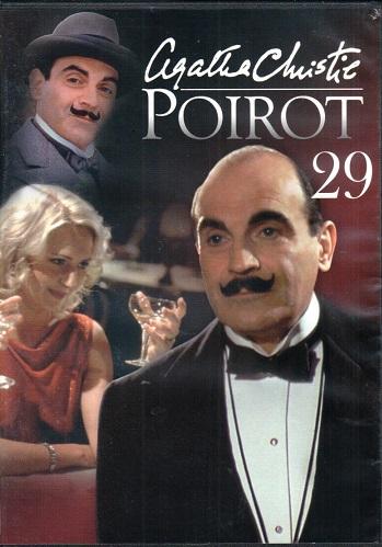 Poirot 29 ( zvuk český ) - DVD