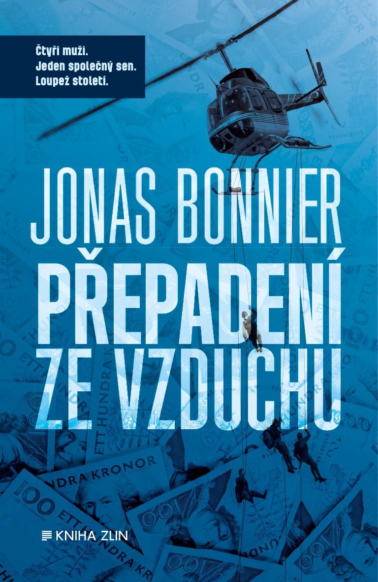 Přepadení ze vzduchu - Jonas Bonnier