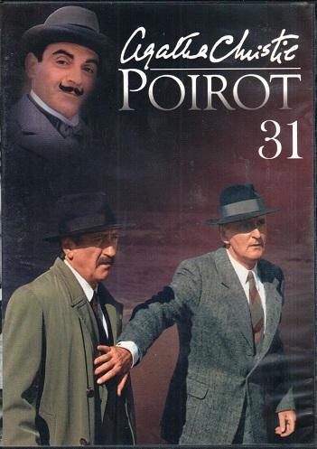 Poirot 31 ( zvuk český ) - DVD