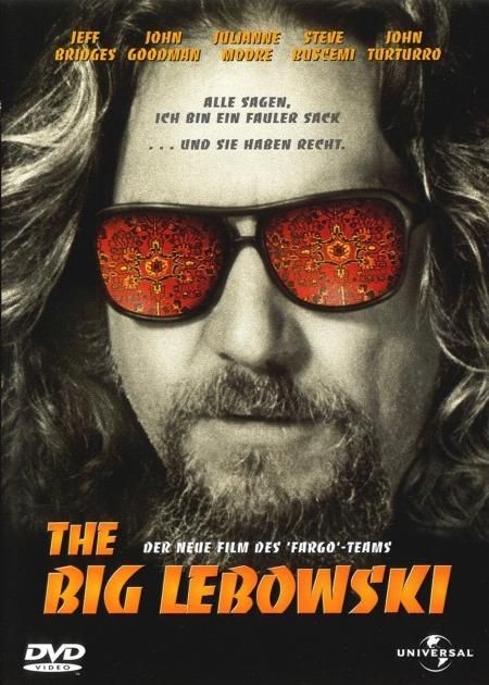 The Big Lebowski - v originálním znění bez CZ titulků - DVD /plast/