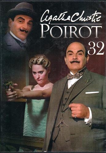 Poirot 32 ( zvuk český ) - DVD