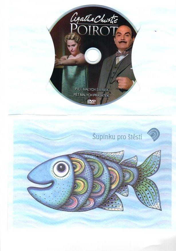 Poirot 32 - DVD - dárkový obal ( zboží z prodejny )