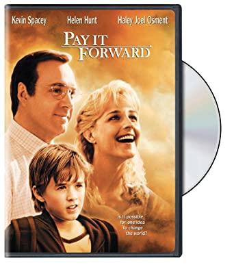 Pay It Forward / Pošli to dál - v originálním znění s CZ titulky - DVD /plast/