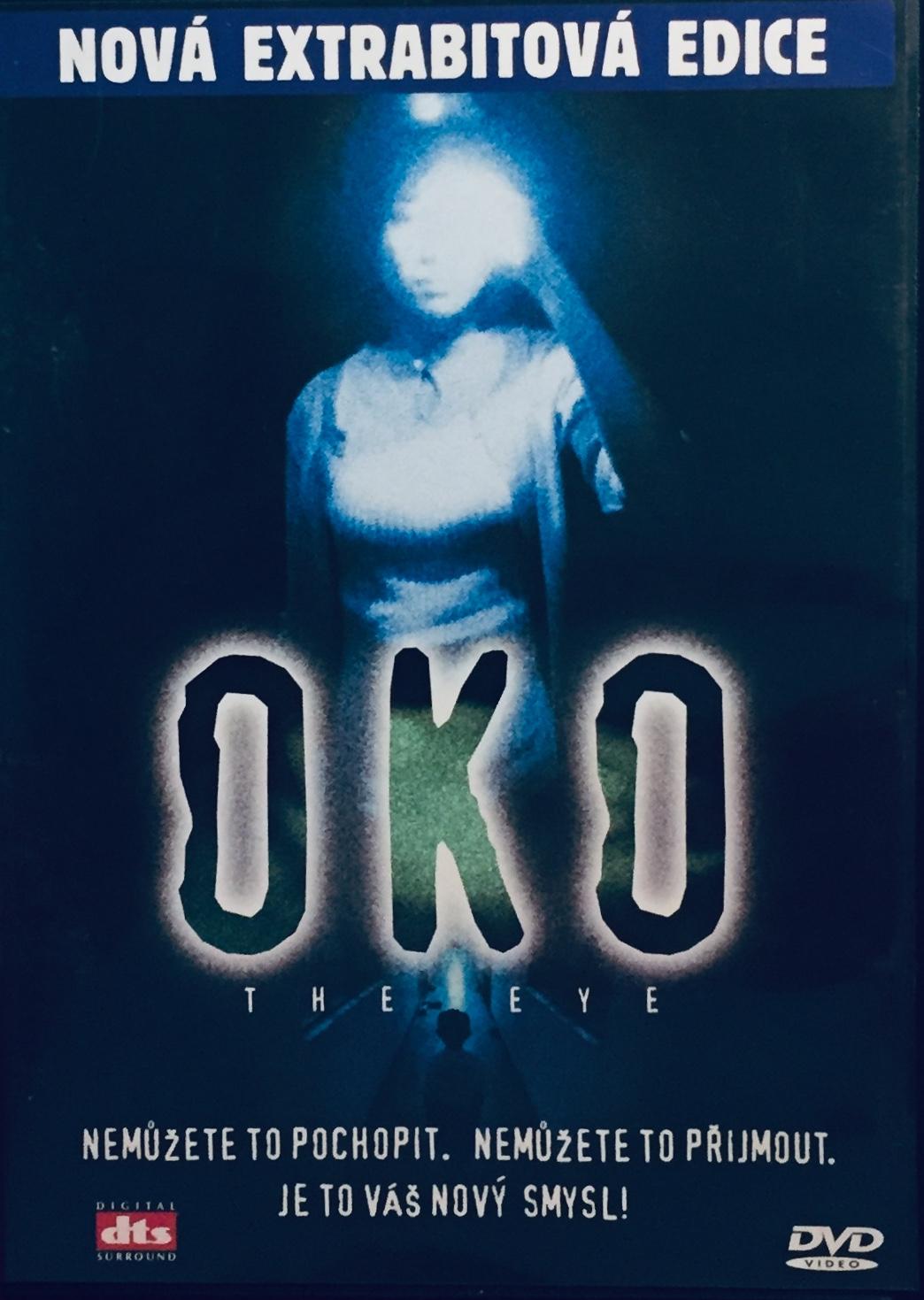 Oko - DVD /plast/